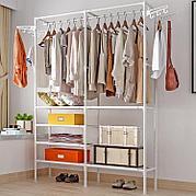 Вешалка для одежды напольная