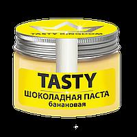 Шоколадная паста «TASTY Банановая» 100г.