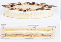 Смесь для пирога бисквит желтый Yellow mix Credin 25кг