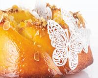 Смесь для апельсинового пирога с кусочками апельсина. Credi softcake Laranja. 15кг