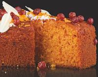 Смесь для пирога с морковью Credi softcake Cenoura. 15кг