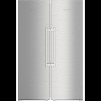 Холодильник LIEBHERR SBSes 8773, Silver