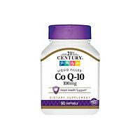Коэнзим Q-10 21st Century - CoQ-10, 100 мг, 90 капсул