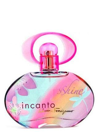 Incanto Shine Salvatore Ferragamo для женщин 10 ml (Оригинал Франция), фото 2