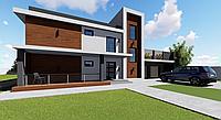 Индивидуальное проектирование домов. Рабочий, эскизный проект. Недорого!
