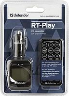 Модулятор Defender RT-Play Пульт ДУ, LCD дисплей