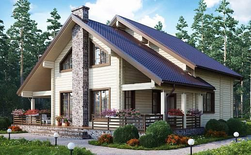 Проект дома №2203