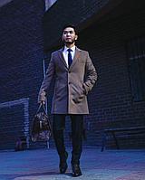 Классическое пальто Enrico Guido