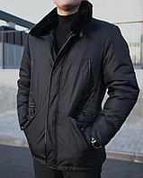 """Мужская куртка """"City Class"""" (полиэстер 100%)"""