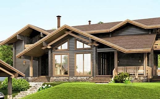 Проект дома №2239