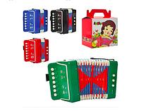 Игровая гармошка музыкальный инструмент для детей