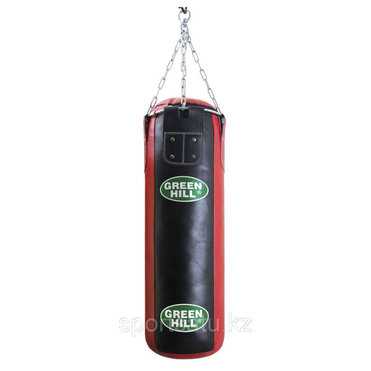 Груша боксерская GREEN HILL оригинал кожа 120см