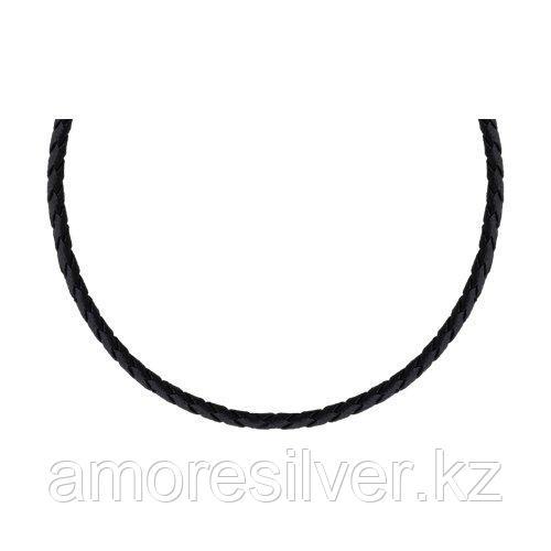 Кожаный шнурок  SOKOLOV 91080004 размеры - 40 45 50 55 60 65 70 75