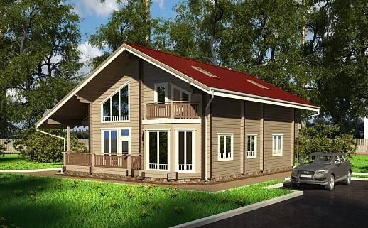 Проект дома №2256