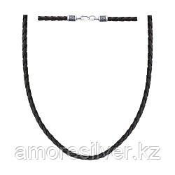 Шнур из чернёного серебра  SOKOLOV 95080008 размеры - 40 45