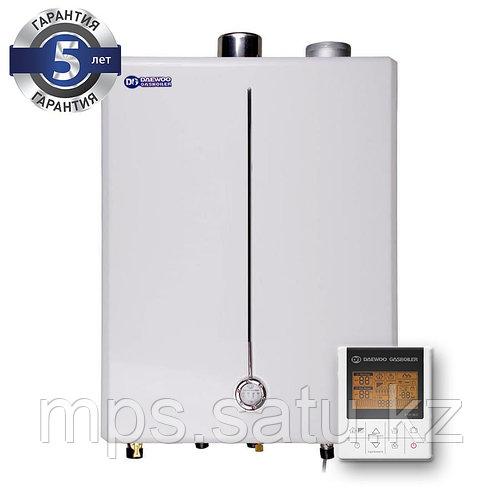 Корейский настенный газовый котел Daewoo DGB-350 MSC 40kw гарантия 5 лет!