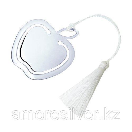 Закладка SOKOLOV серебро с родием, без вставок 2305080012