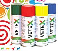 Спрей д/маркировки VETEX зеленый 520 мл (аэрозоль)