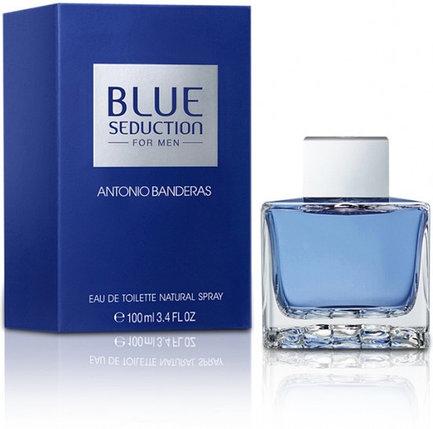 Blue Seduction Antonio Banderas для мужчин 10 ml (Оригинал Франция), фото 2