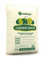 Грунт БиоМастер Садовая Земля 10 литров