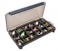Коробка д/приманок КДП-2 230х115х35