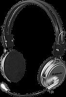 Defender 63120 Компьютерная гарнитура Aura 120 черный, кабель 3 м