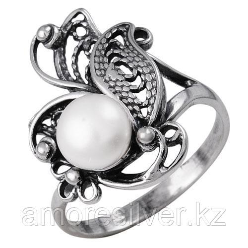Кольцо Красная Пресня , жемчуг, флора 2331731