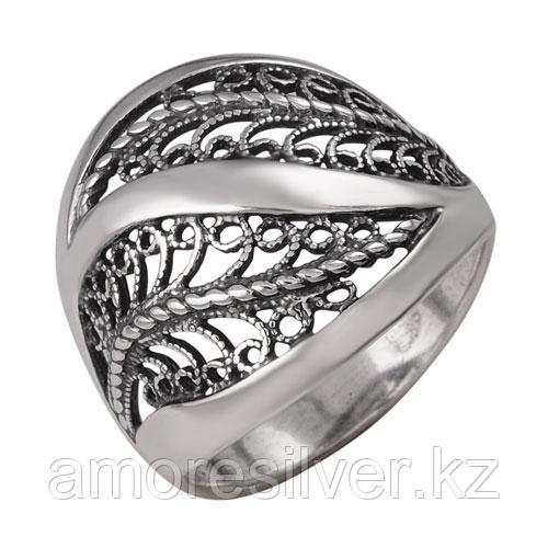 Кольцо Красная Пресня , без вставок, ажурное 2301450 размеры - 20 21