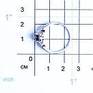 "Кольцо Teosa серебро с родием, аметист фианит, ""halo"" R-DRGR00758-AM, фото 2"