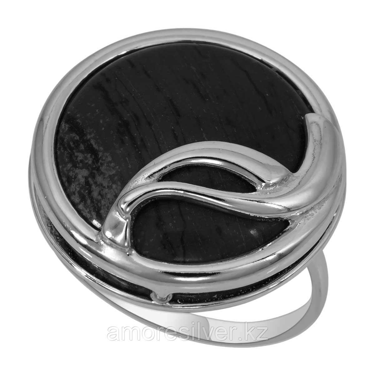 Кольцо Teosa серебро с родием, бирюза, , круг 13450Р
