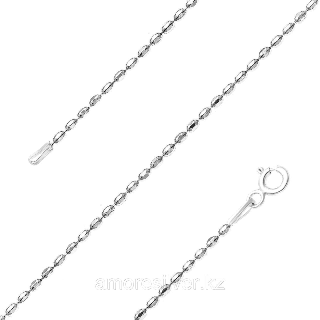 Браслет Teosa серебро с родием, без вставок, перлина PLOVD/C-150-18