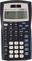 Научный калькулятор Texas Instruments TI-30XIIS Scientific Calculator (синий)