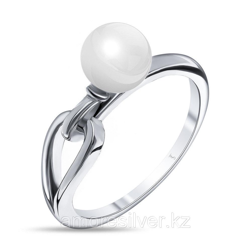 Кольцо TEO SANTINI серебро с родием, майорка, модное GR01725R размеры - 18,5