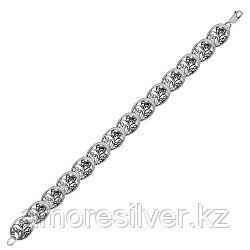 Серебряный браслет Красная Пресня 730176-18 размеры - 18