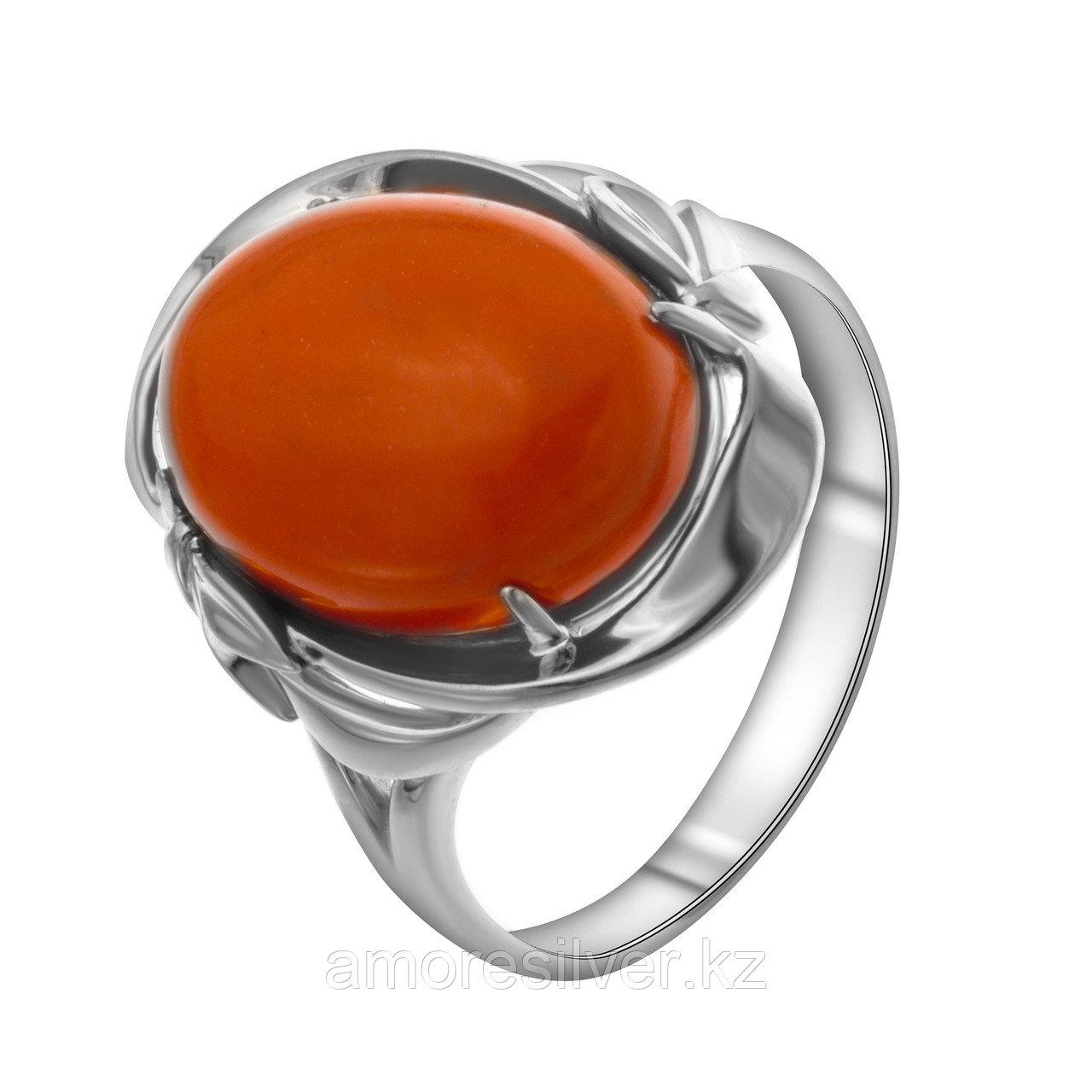 Кольцо  серебро с родием, бирюза, овал 211569 размеры - 18