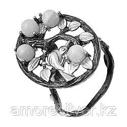Кольцо Amulet , янтарь, флора 1.289 размеры - 18,5 19