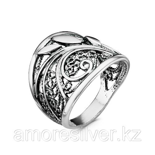 Кольцо Красная Пресня , без вставок, ажурное 2309936 размеры - 18,5 19,5