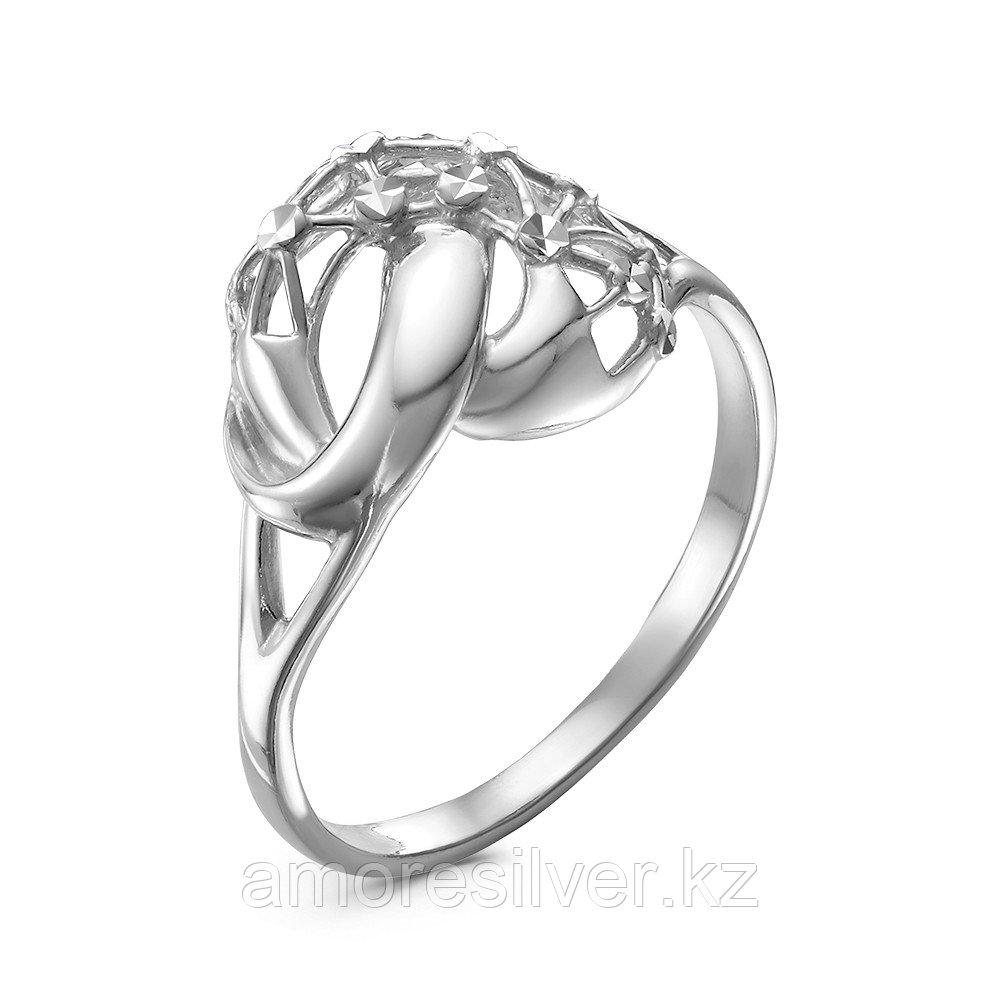 Серебряное кольцо  Красная Пресня 23010902Д5 размеры - 18