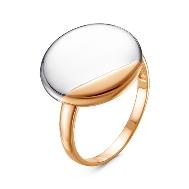 Кольцо  , без вставок, , круг 1000-0434-k размеры - 17,5
