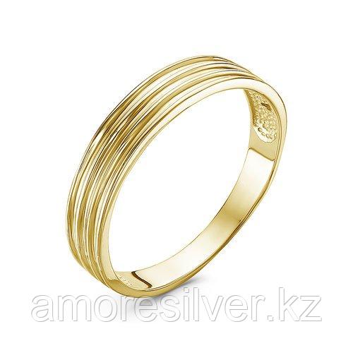 Кольцо Delta серебро с позолотой, без вставок с212293пзж размеры - 16