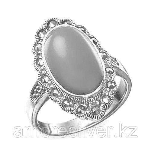 Кольцо  серебро без покрытия К 119 размеры - 18