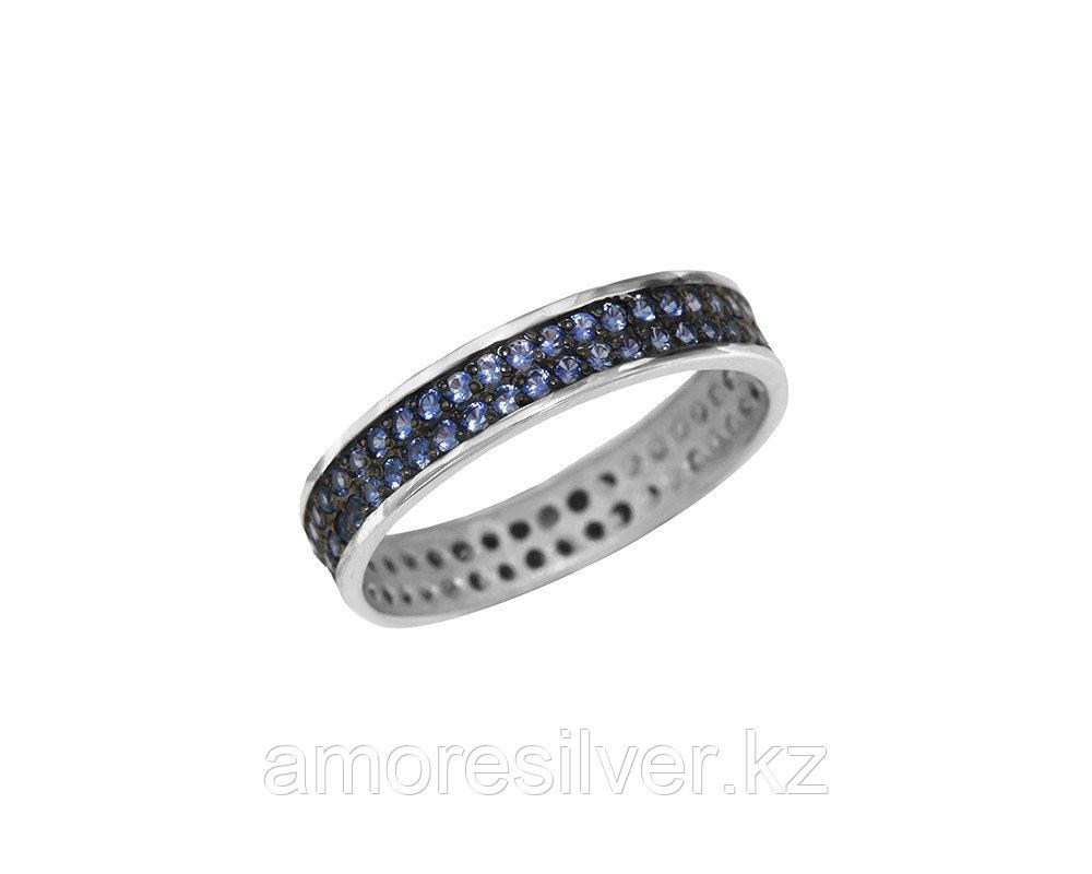 Кольцо TEOSA серебро с родием, фианит 1100536-10275 размеры - 21