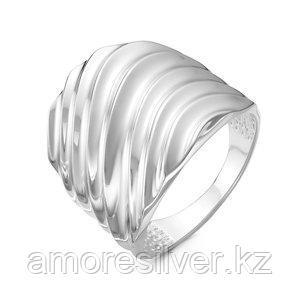 Кольцо Delta серебро с родием, без вставок, геометрия с211124