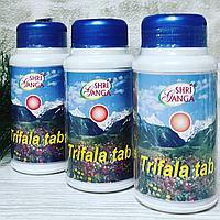 Трифала Шри Ганга (Trifala Tab, Sri Ganga) - молодость организма, очищение, омоложение, оздоровление, 200 таб