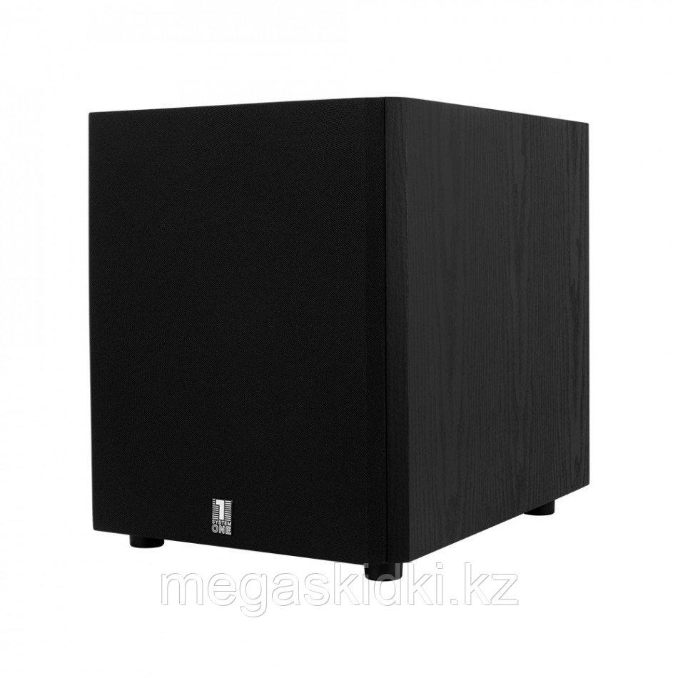 Активный сабвуфер System One W100 черный