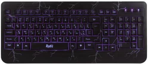 Клавиатура игровая мультимедийная Smartbuy RUSH 715