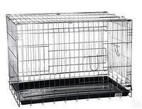 Клетка для животных № 1 ( 61 * 44 * 50 ) две двери ДКс041С