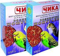 Корм Чика для попугаев 500 гр без минеральных добавок