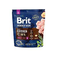 Брит Nature сухой для собак 1 кг для мелких пород