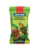 Жорка лакомства для попугаев конфета экстра